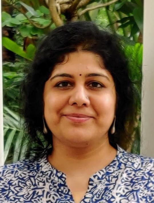 Ms.Ketki Pandit